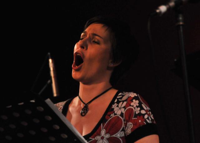 Anna Friman - Ensemble Concert Mexico