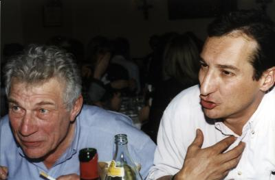 Juan and John Berger