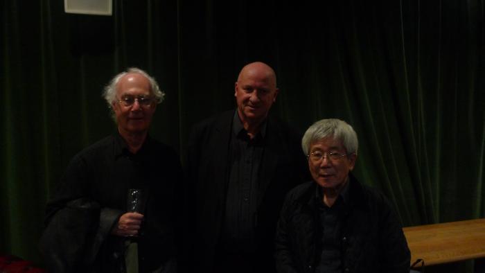 David Behrman, GB, Kosugi, Cunningham Oct 8 2011