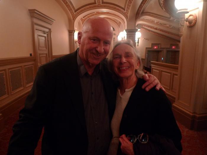 GB and Carolyn Browne BAM-2
