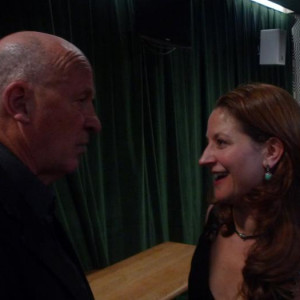 GB and Jeannie Steele (Cunningham) Oct 2011