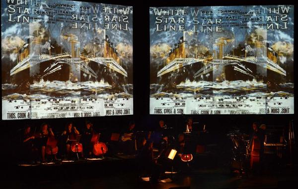 Both quartets:poster_Sinking_of_the_Titanic