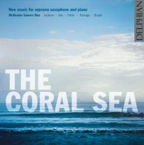 The Coral Sea CD cover