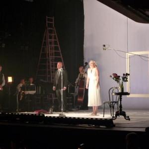 Eivør-Thomas duet-trio