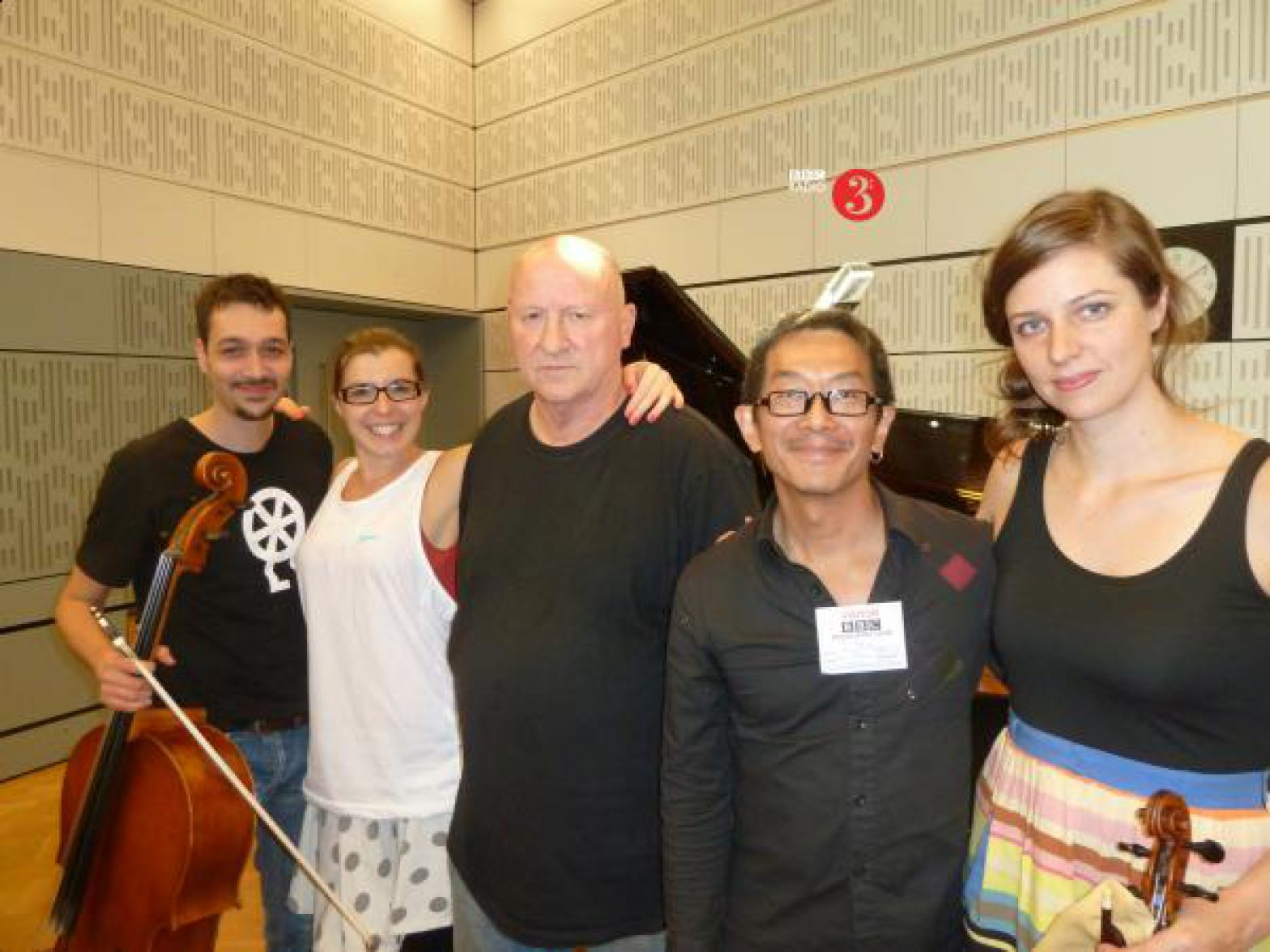 Gavin Bryars and Quartet (In Tune BBC Sept 2011)