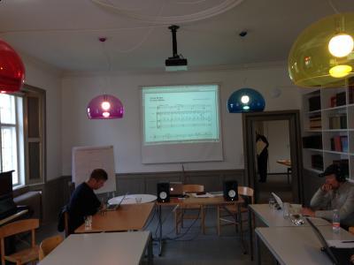 Engelsholm Classroom