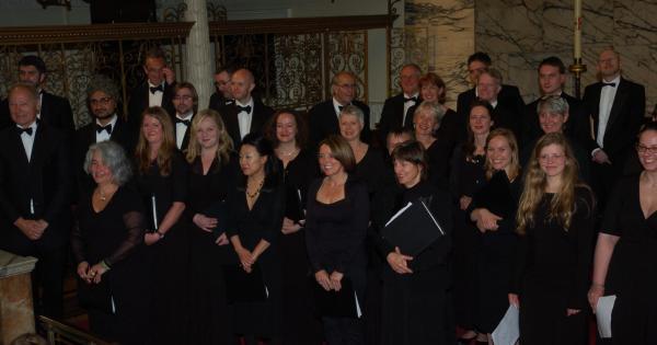 Addison Singers St Pancras