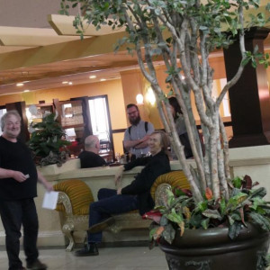 In Marriott Hotel_Knoxville_Bob_James_etc
