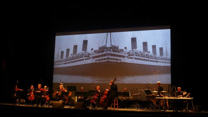 Titanic performance_Tenneessee theatre