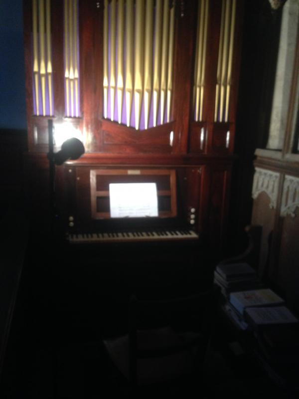 Organ Winestead