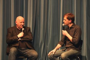 Gavin and Pieter Stas
